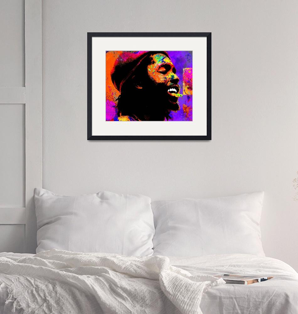 """""""PETER TOSH 3""""  (2018) by thegriffinpassant"""