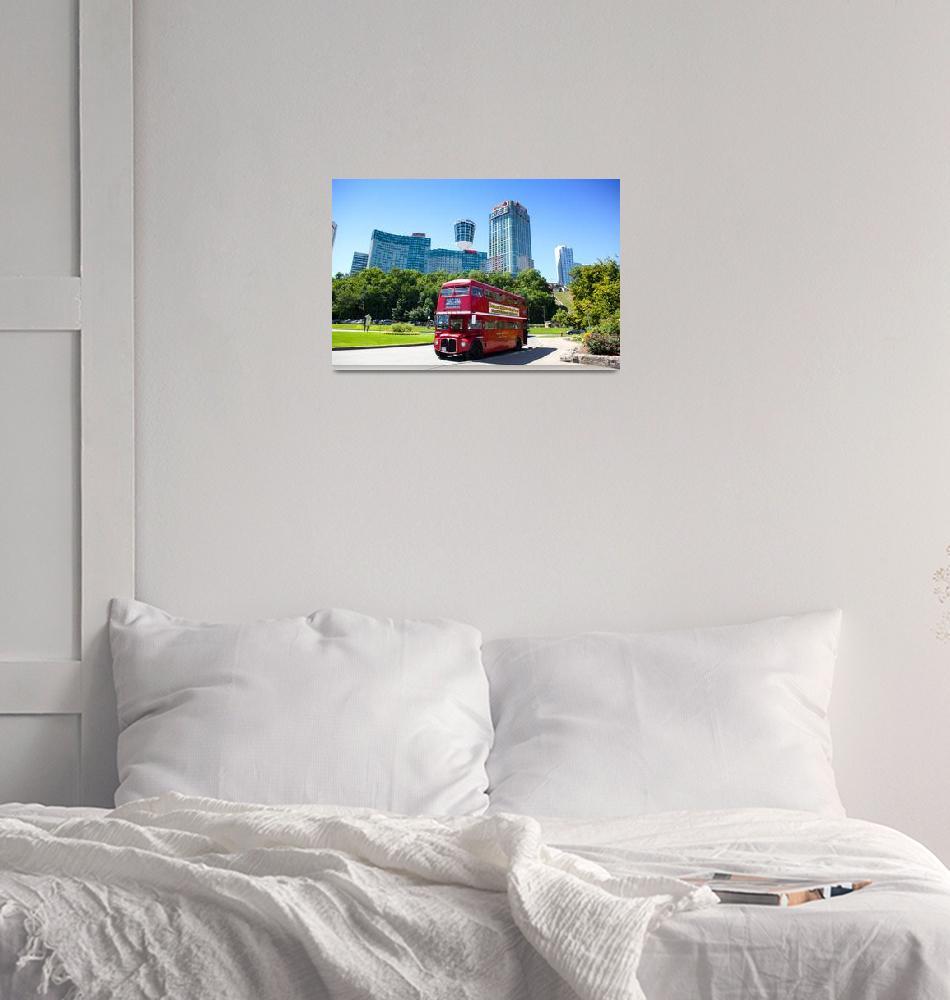 """""""Niagara Falls, Canada""""  by artsimage"""