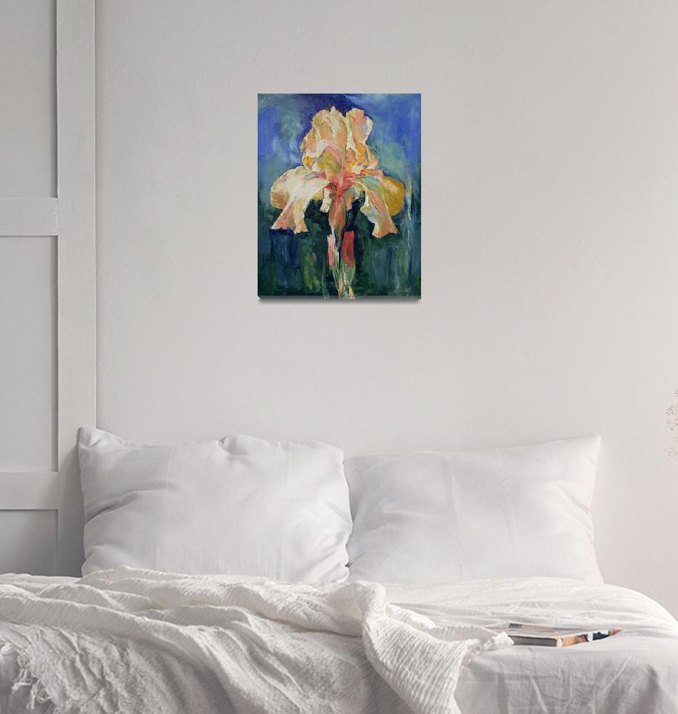 """Dutch Iris""  by creese"