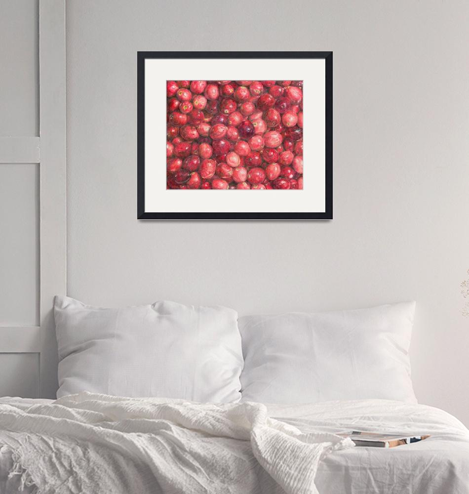 """""""Cranberries"""" (2012) by dominicwhite"""