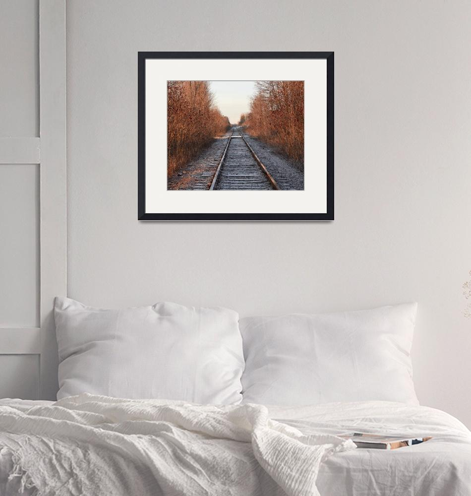 """""""On the Tracks""""  (2016) by dirkseis"""