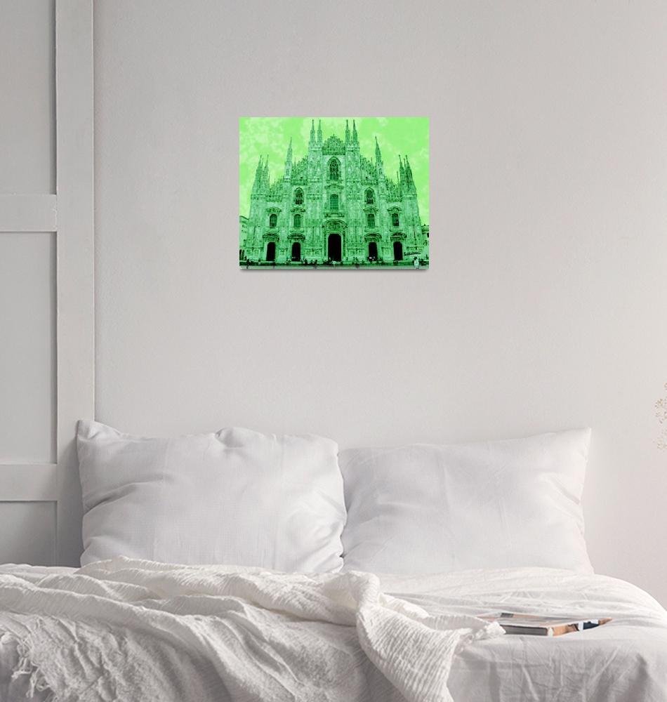 """Duomo""  (2012) by suemari"