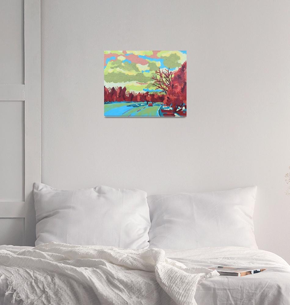 """""""Sunny on Meyers""""  (2020) by hkostal"""