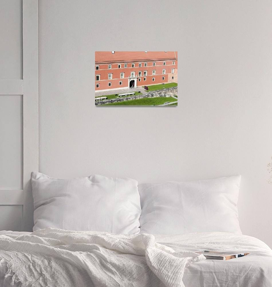 """Warsaw Royal Castle.""  by FernandoBarozza"