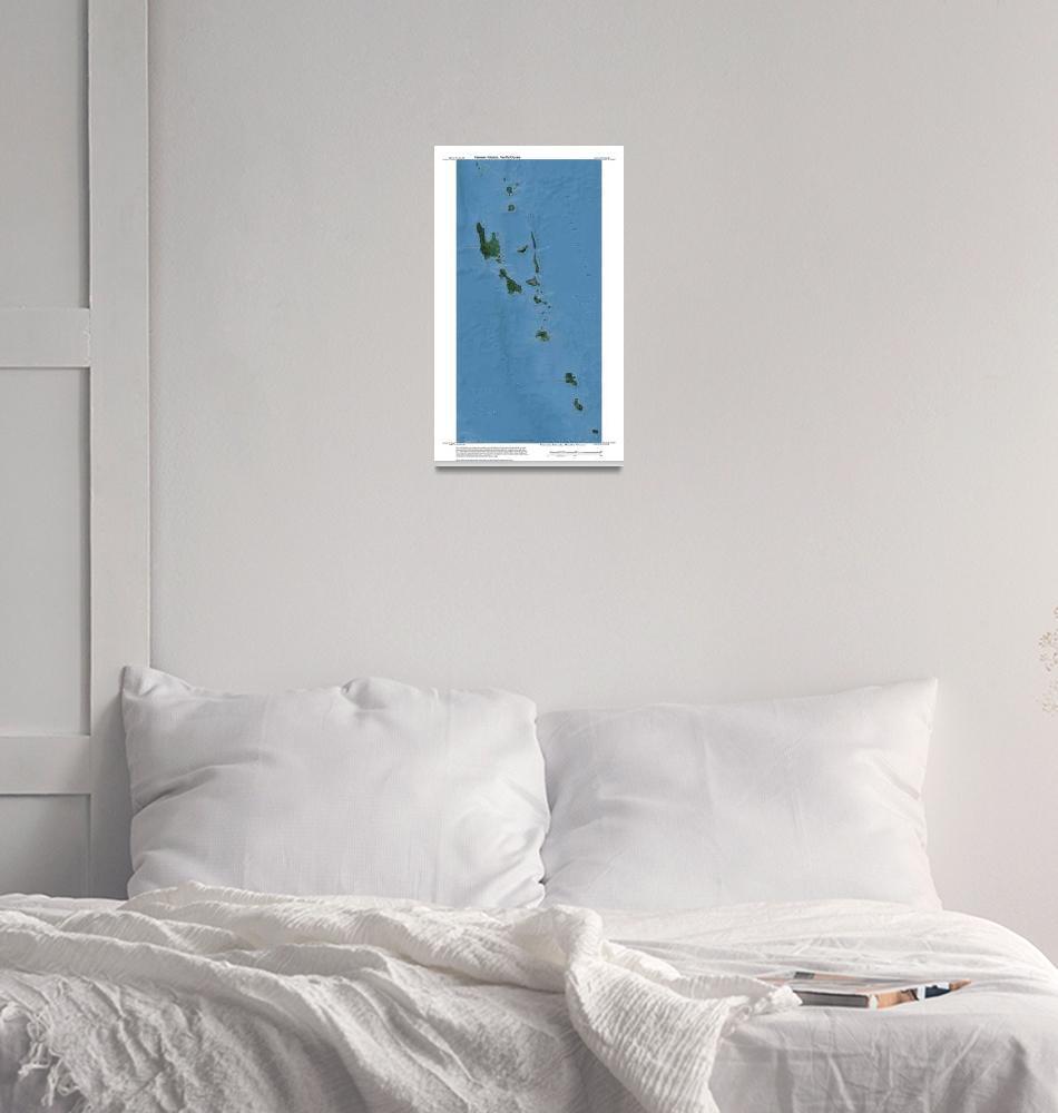 """Vanuatu Islands, Pacific Ocean""  by davecatts"