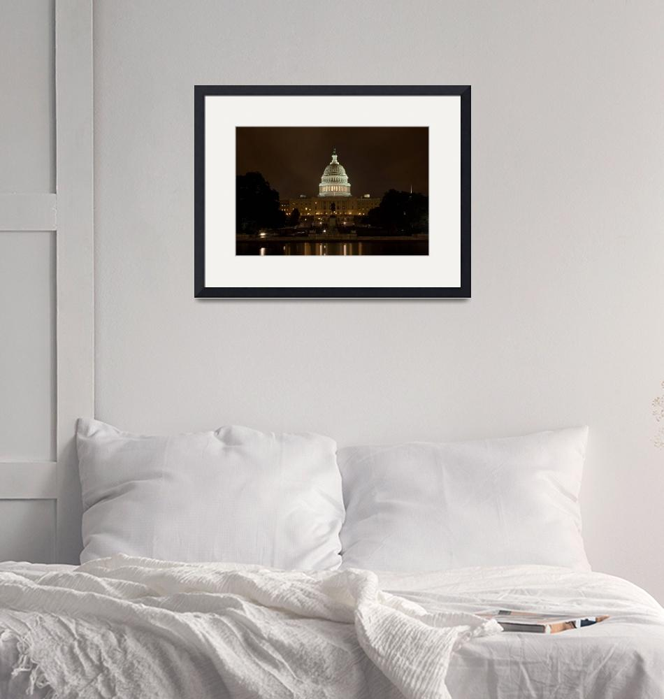 """US Capitol""  (2009) by vnagornyy"