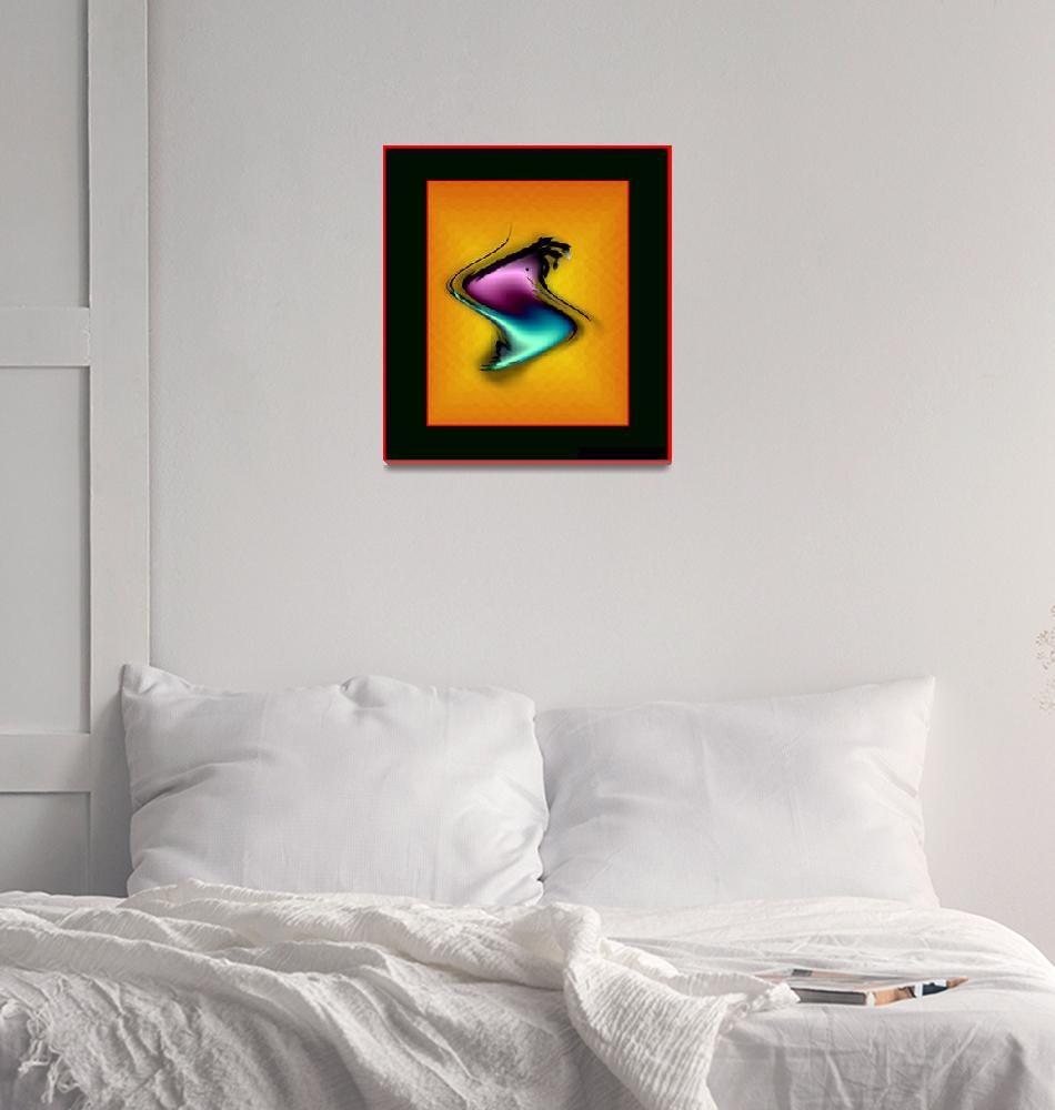 """The love bird""  (2006) by mosha"