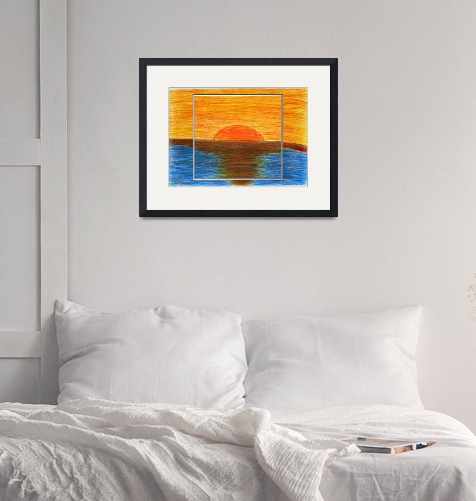 """""""frame the sun""""  by wizardess"""