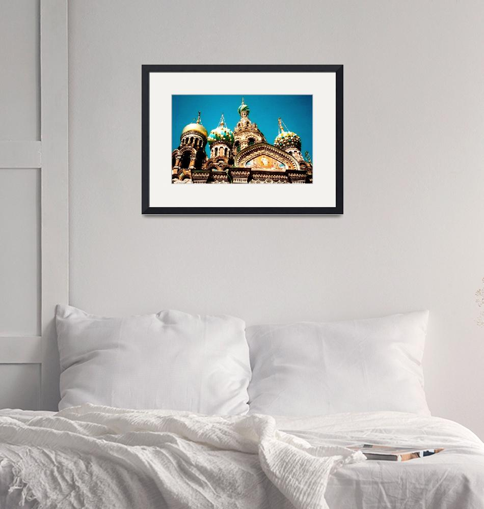 """""""Golden Minarets"""" (2006) by rayjacque"""