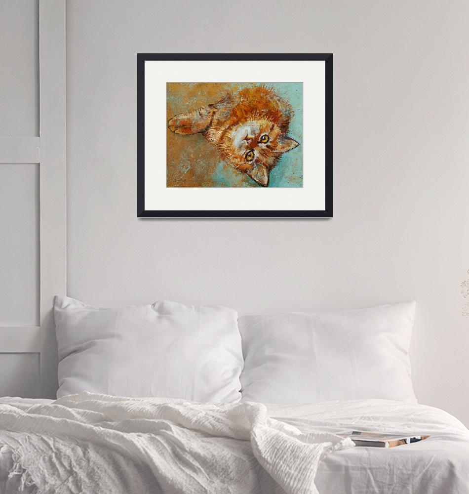 """""""Little Tiger""""  by creese"""