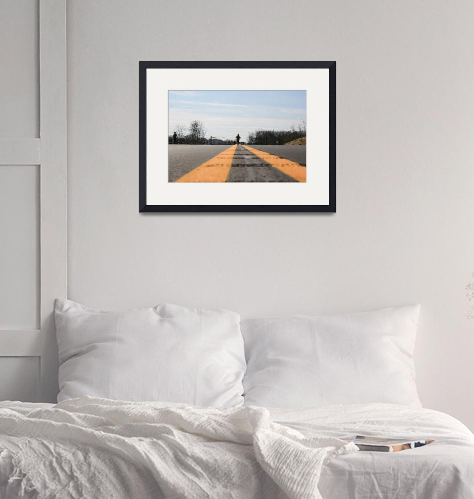 """""""Child on Highway""""  (2011) by amyrims"""