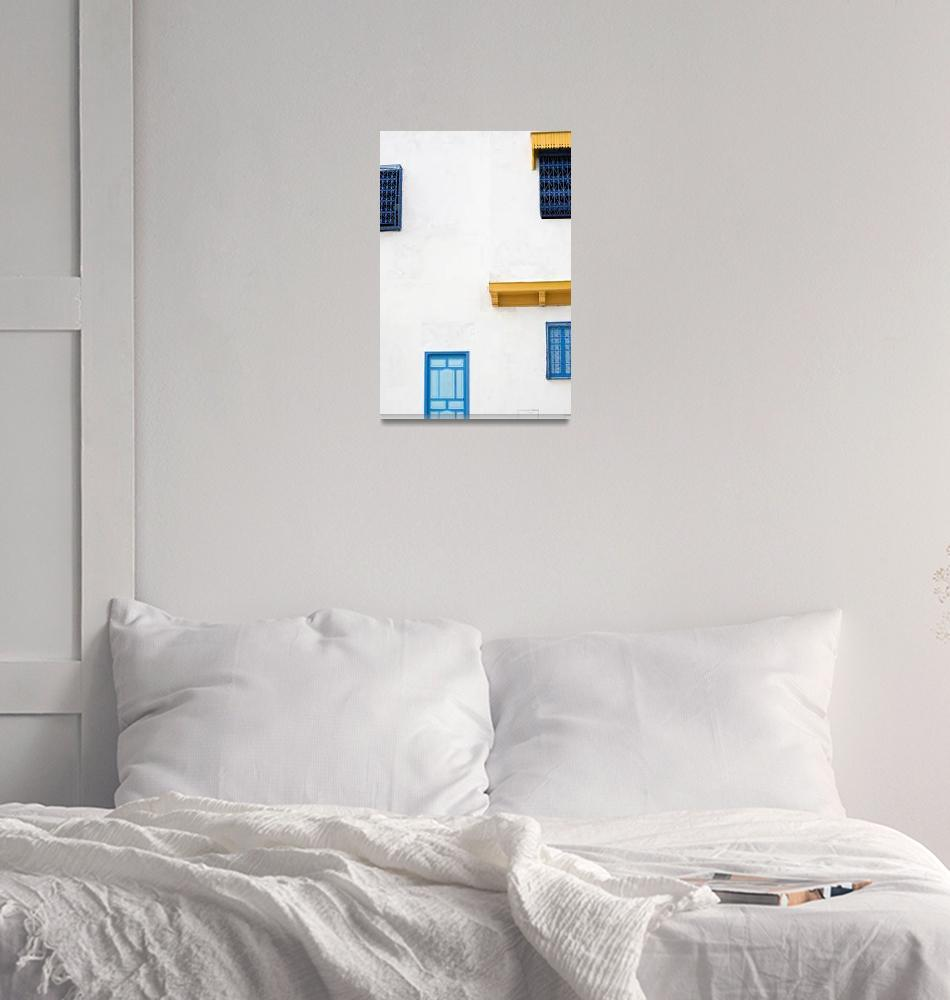 """Windows, Kairouan, Tunisia, Africa""  by DesignPics"