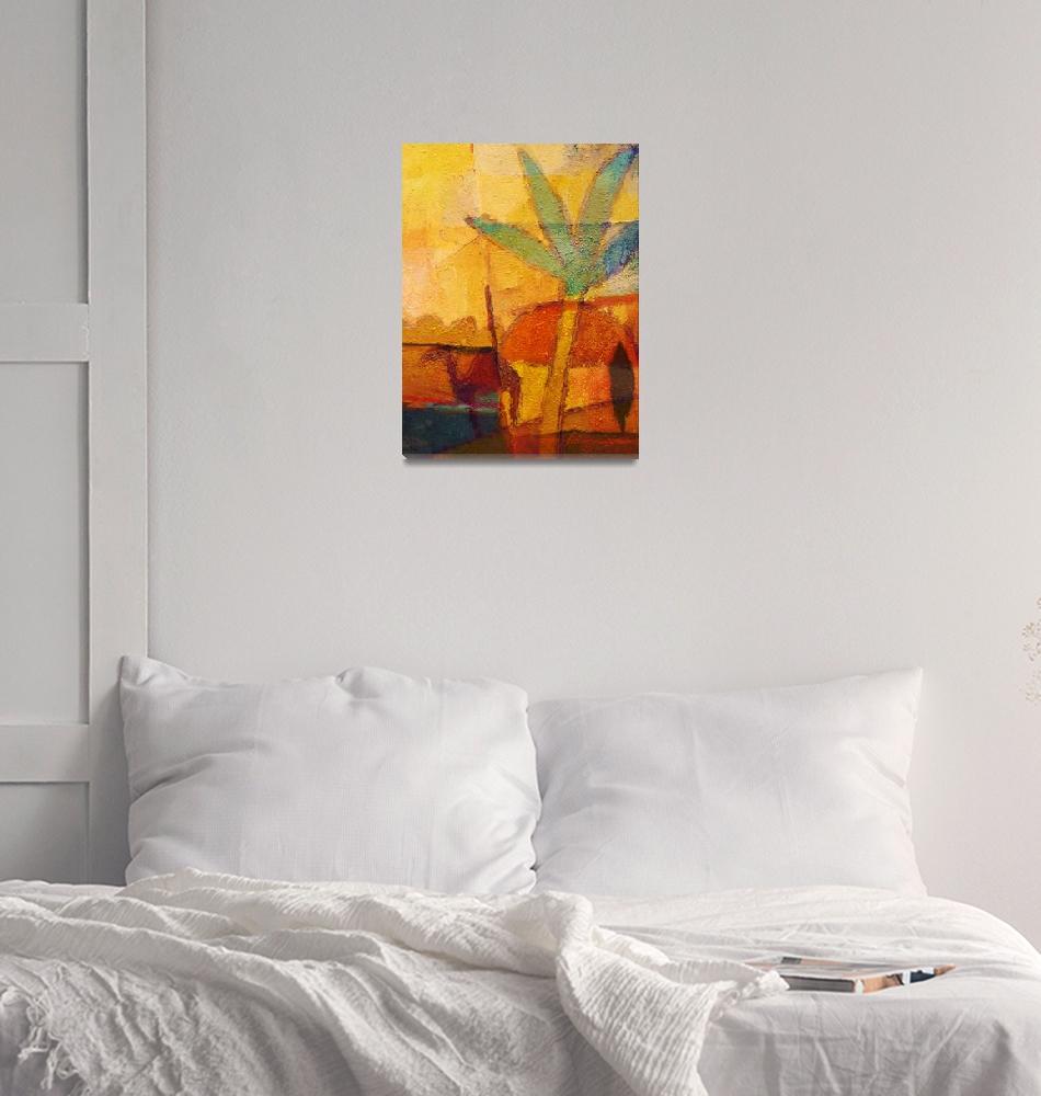"""Hot Sun""  (2010) by LutzBaar"