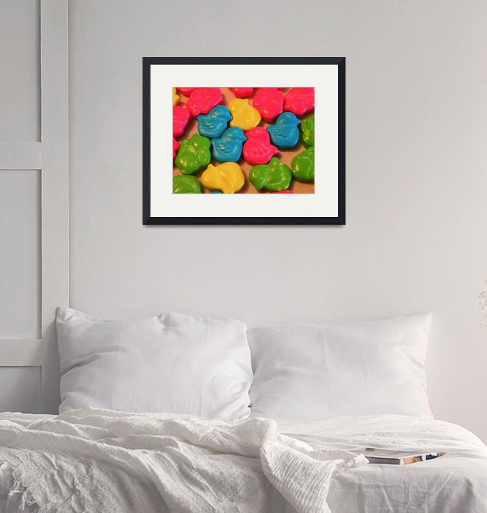 """""""candy""""  (2009) by mikestanley"""
