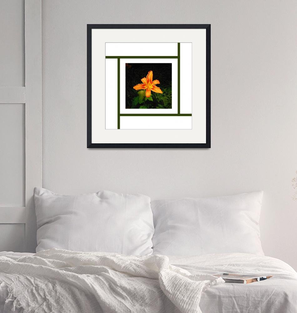 """""""Asiatic Lily #2""""  (2020) by AppleCoreStudio"""