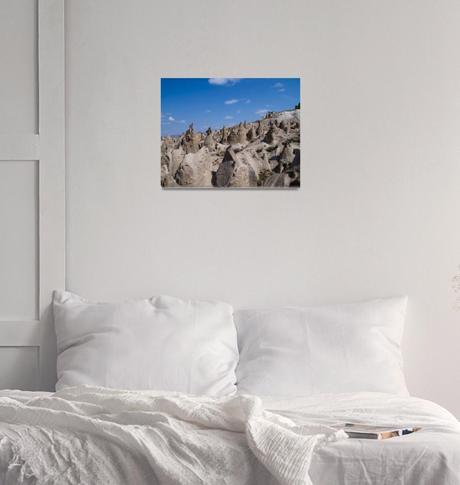 """Devrent Valley, Cappadocia - Turkey""  by jaredjared"