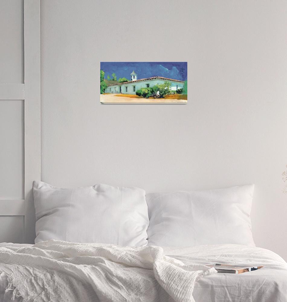 """La Grand Casa de Estudillo""  (2007) by RDRiccoboni"