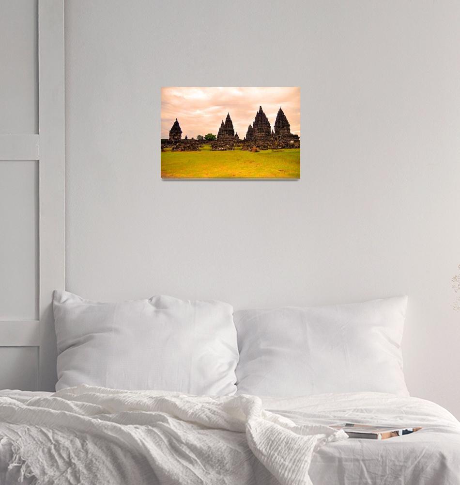 """""""Prambanan Temples""""  (2011) by TravelandBeyond"""