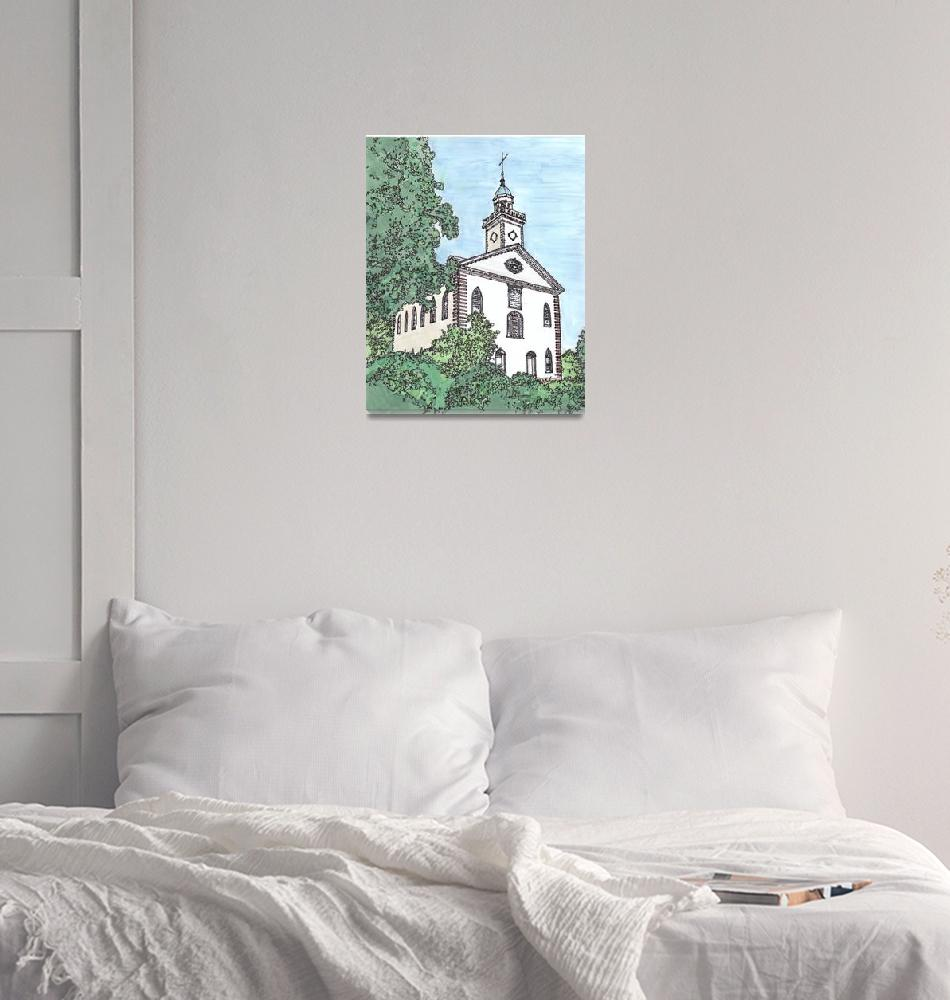 """Kirtland OH Temple""  (2011) by DanAnderton"