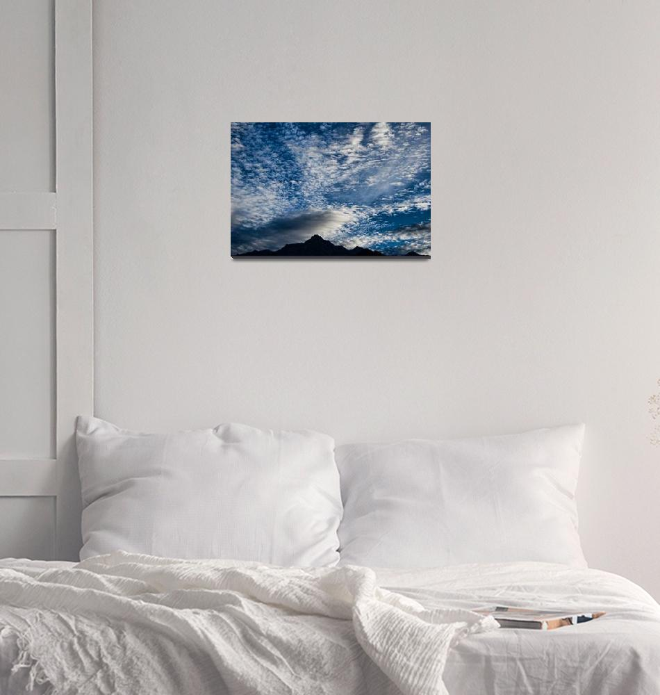 """Himalayan Sky""  (2011) by boppintheblues"