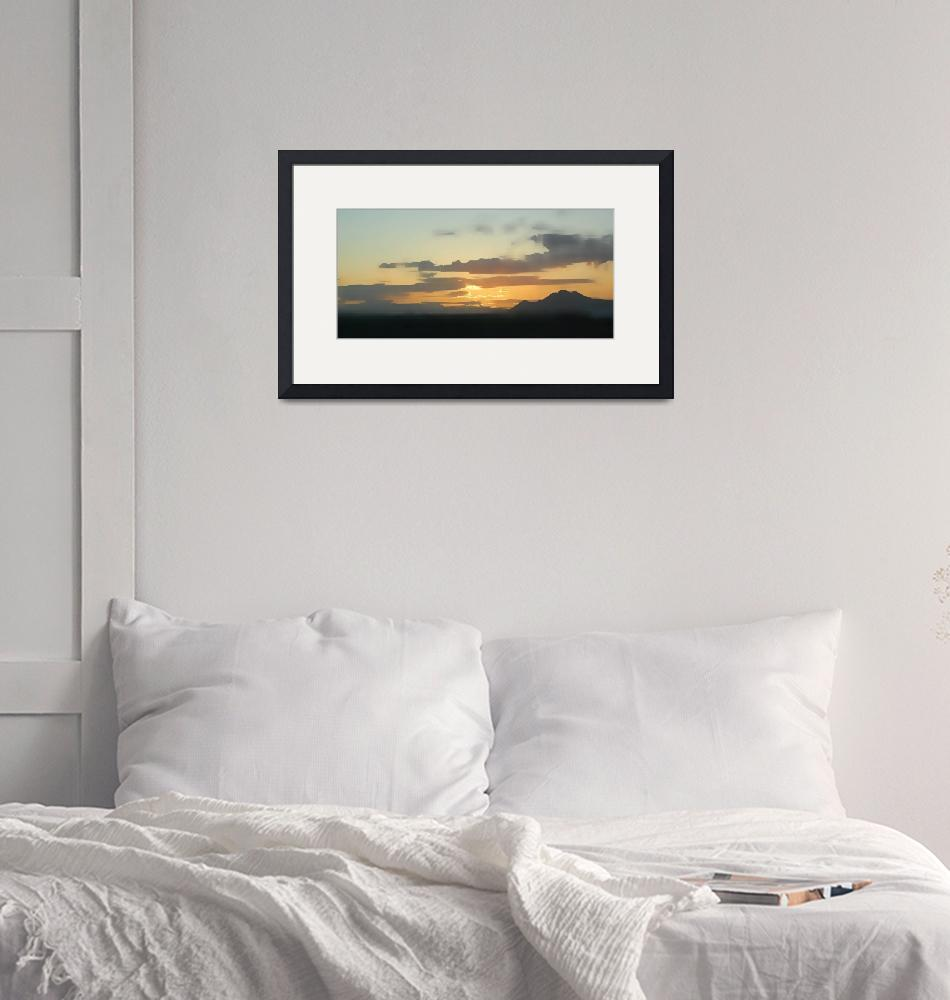 """""""Spain at sunset""""  by WhiteWash"""