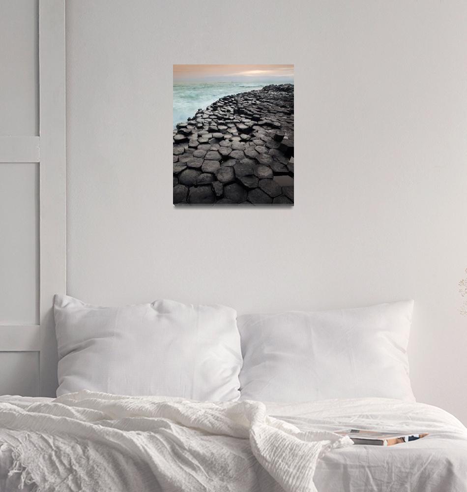 """Hexagons""  (2011) by Inge-Johnsson"