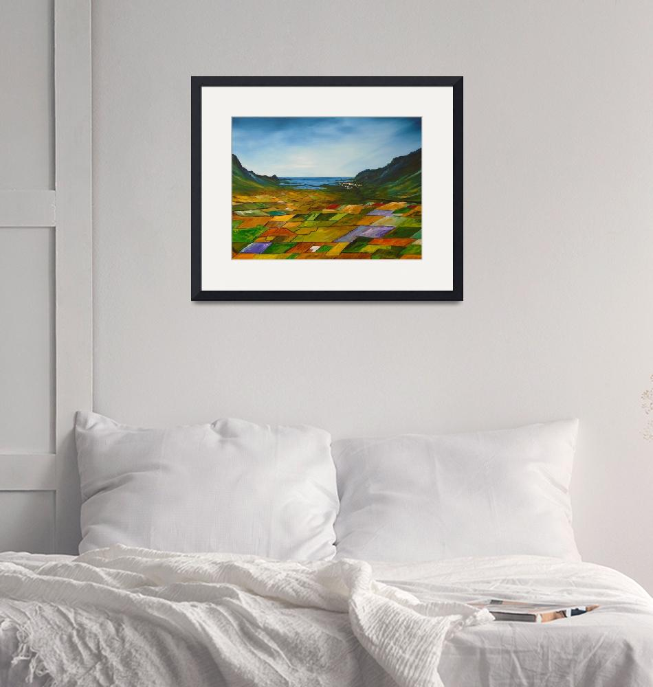 """""""The Fields of Dingle""""  (2018) by conor"""