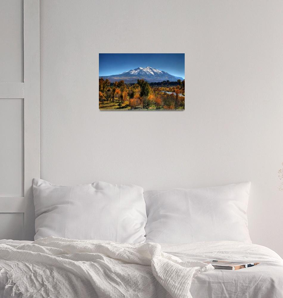 """Mt Sopris""  (2006) by scingram"