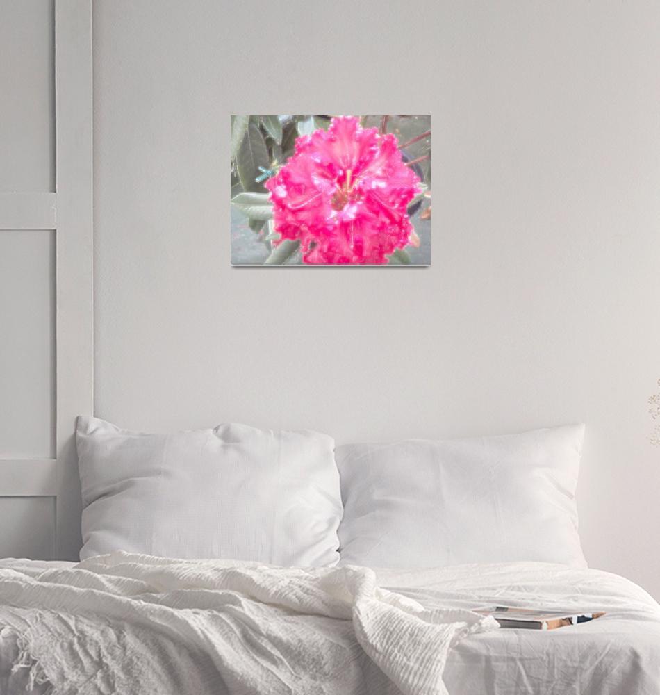 """Flowers Hut 006 Fantasy""  (2012) by dawncloudflower"