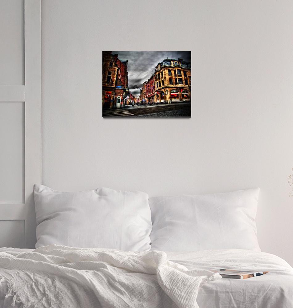 """""""Diestsestraat, Leuven""""  (2007) by jaymody"""