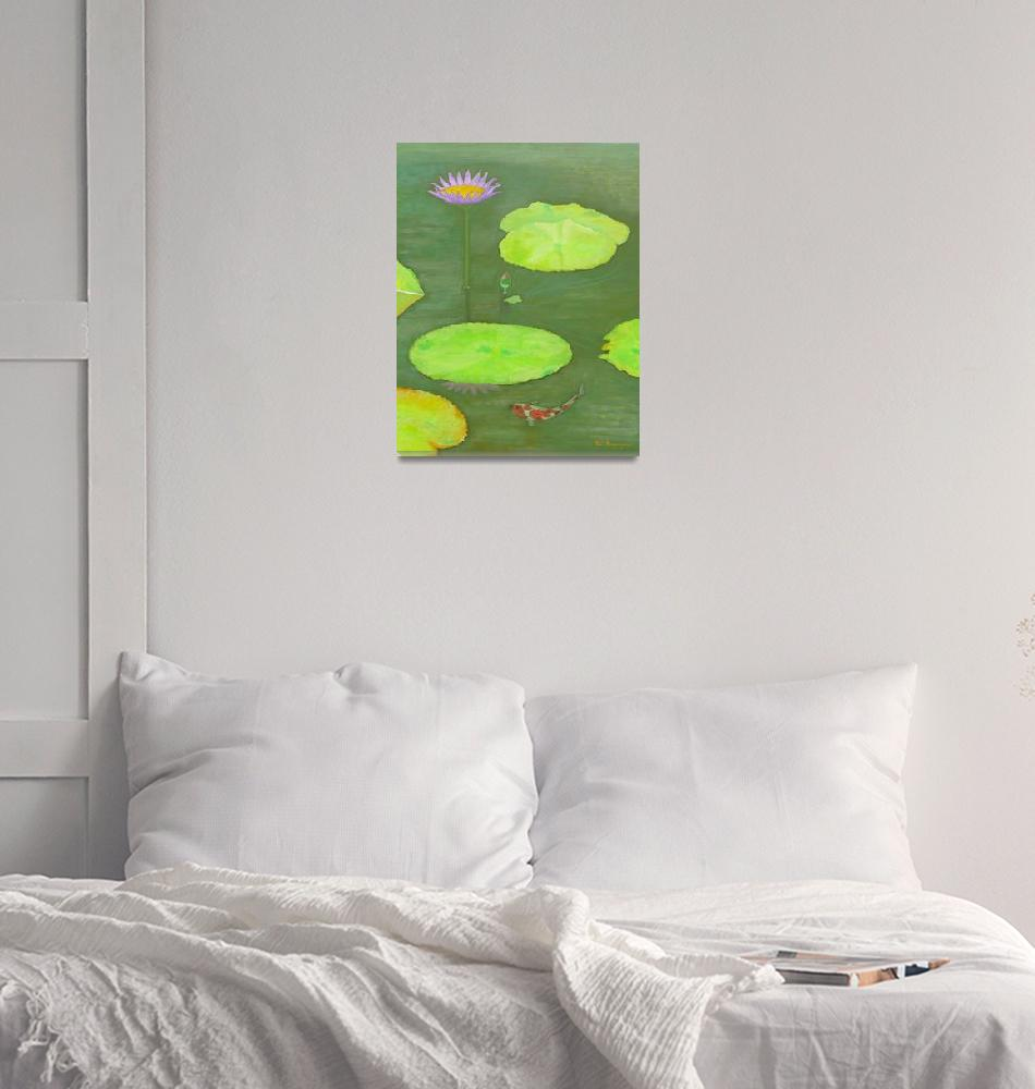 """""""Tranquil Summer Afternoon"""" (2007) by Thi"""