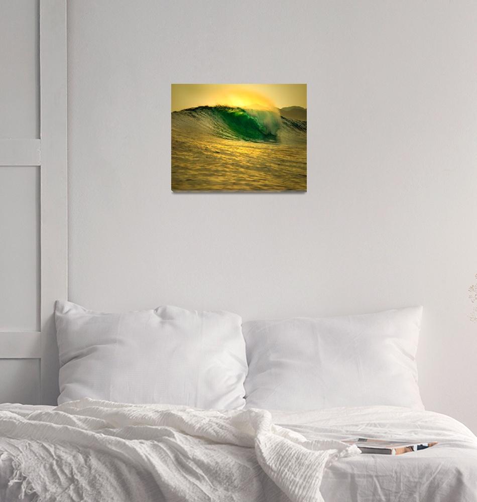 """Lava Rock - Costa Rica""  (2006) by bradstyron"