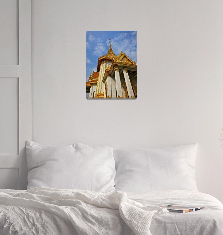 """""Grand Palace"" Bangkok, Thailand""  (2011) by AlexandraZloto"
