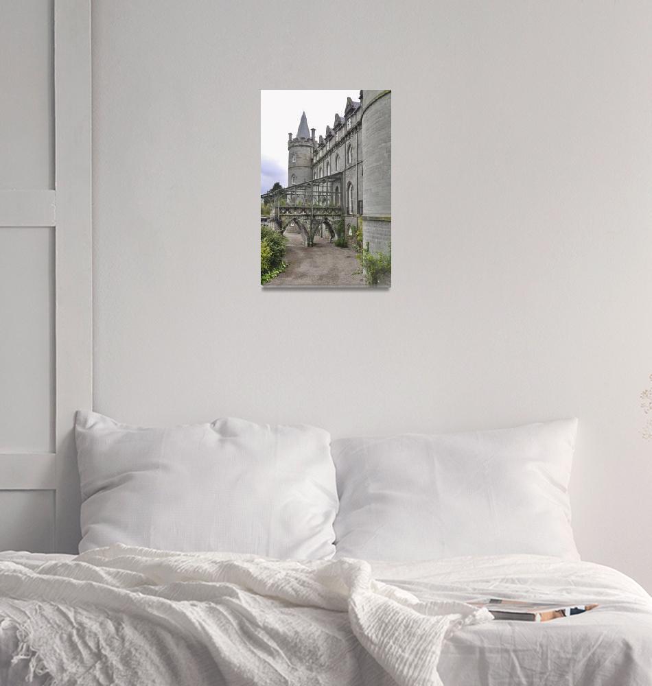"""""""Inveraray Castle 2""""  (2012) by PaulCoco"""