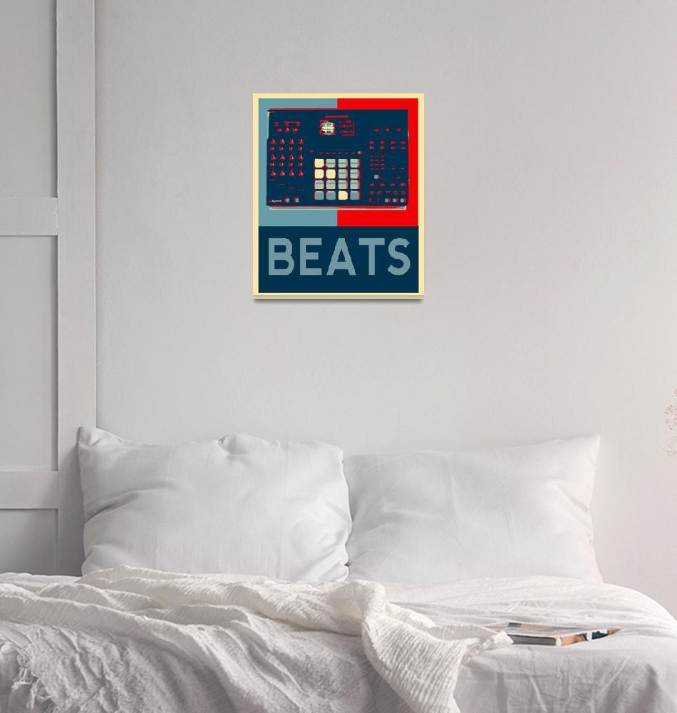 """BEATS!""  (2010) by honeydark"