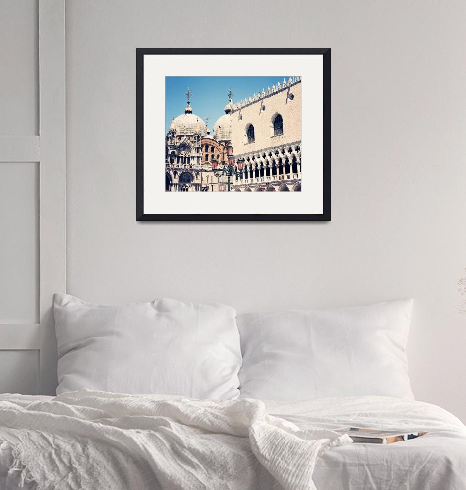 """Venice 9 copy 65x55""  by SylviaCoomes"
