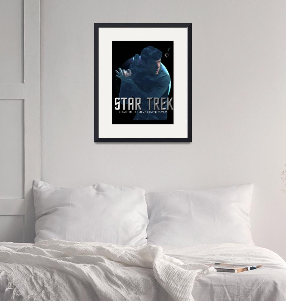 """""""""""Star Trek:Into Darkness"""" (Fanmade / Non-Official""""  (2013) by NightwingEPub"""