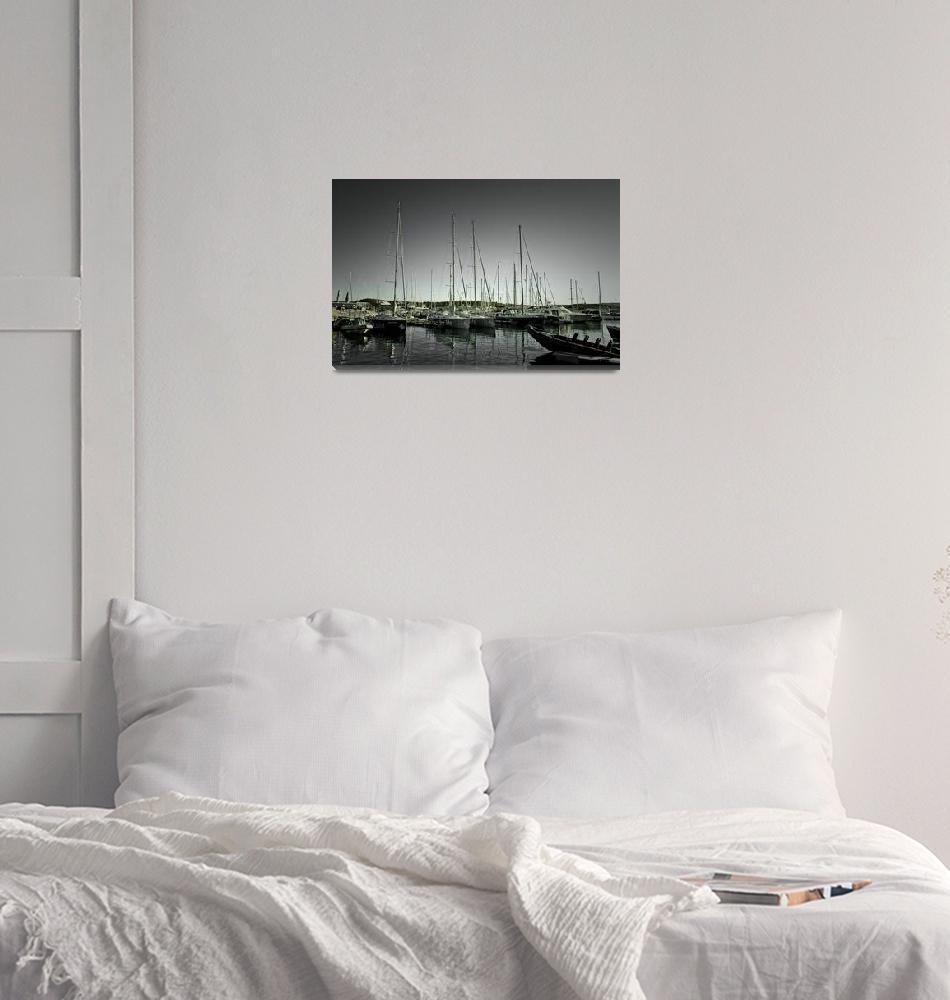 """oslo harbor""  (2007) by msawyerphotography"