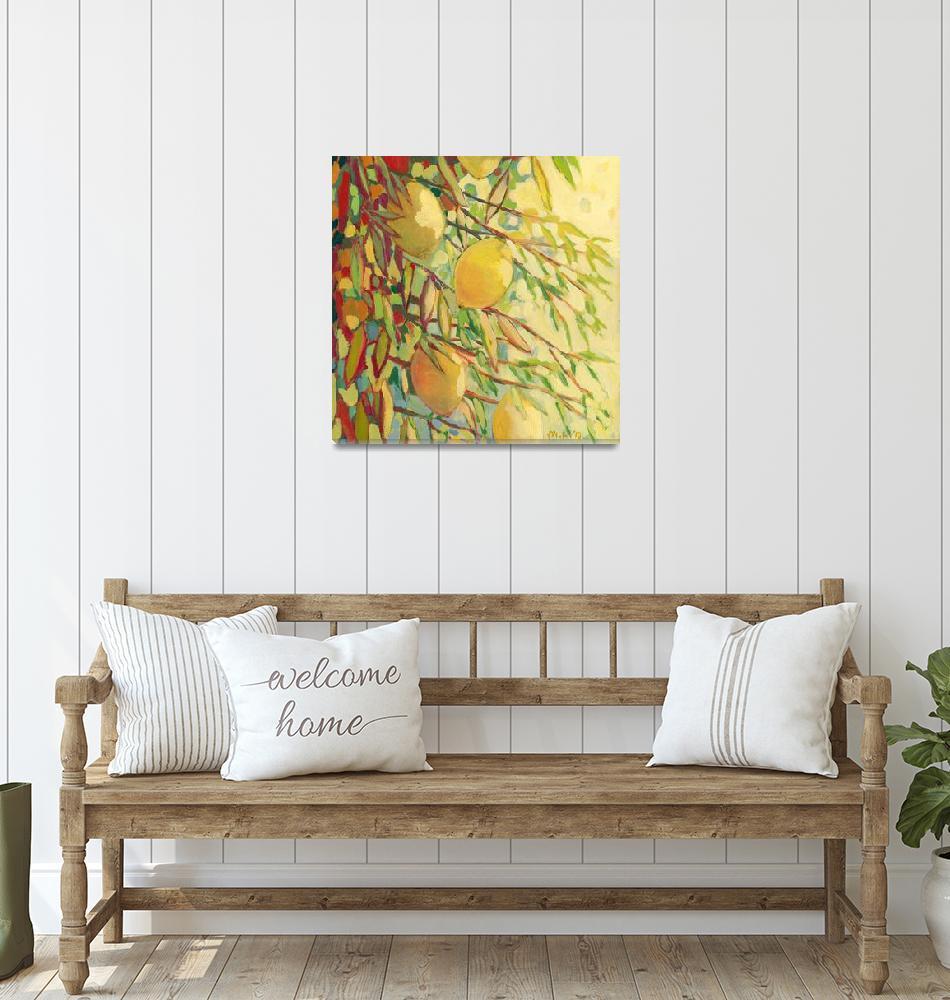 """""""Four Lemons"""" (2010) by JENLO"""