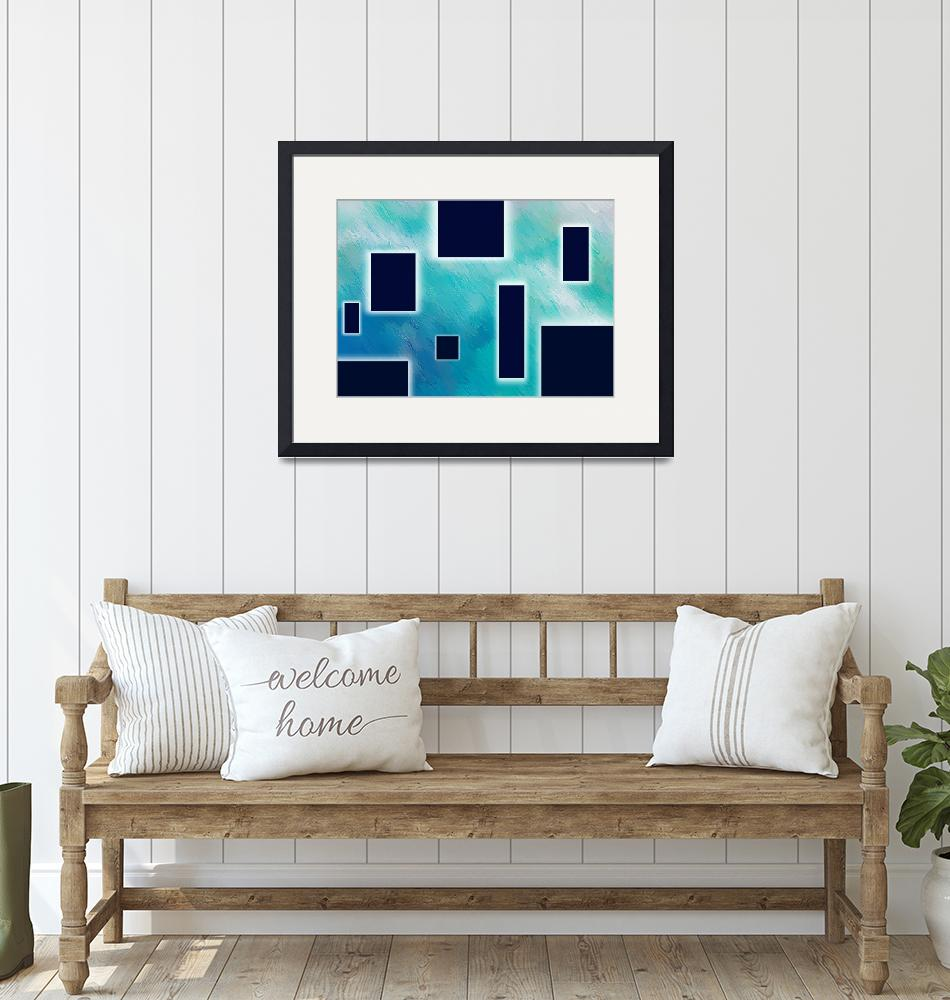 """""""For Interior Decoration 4""""  (2019) by Radiant"""