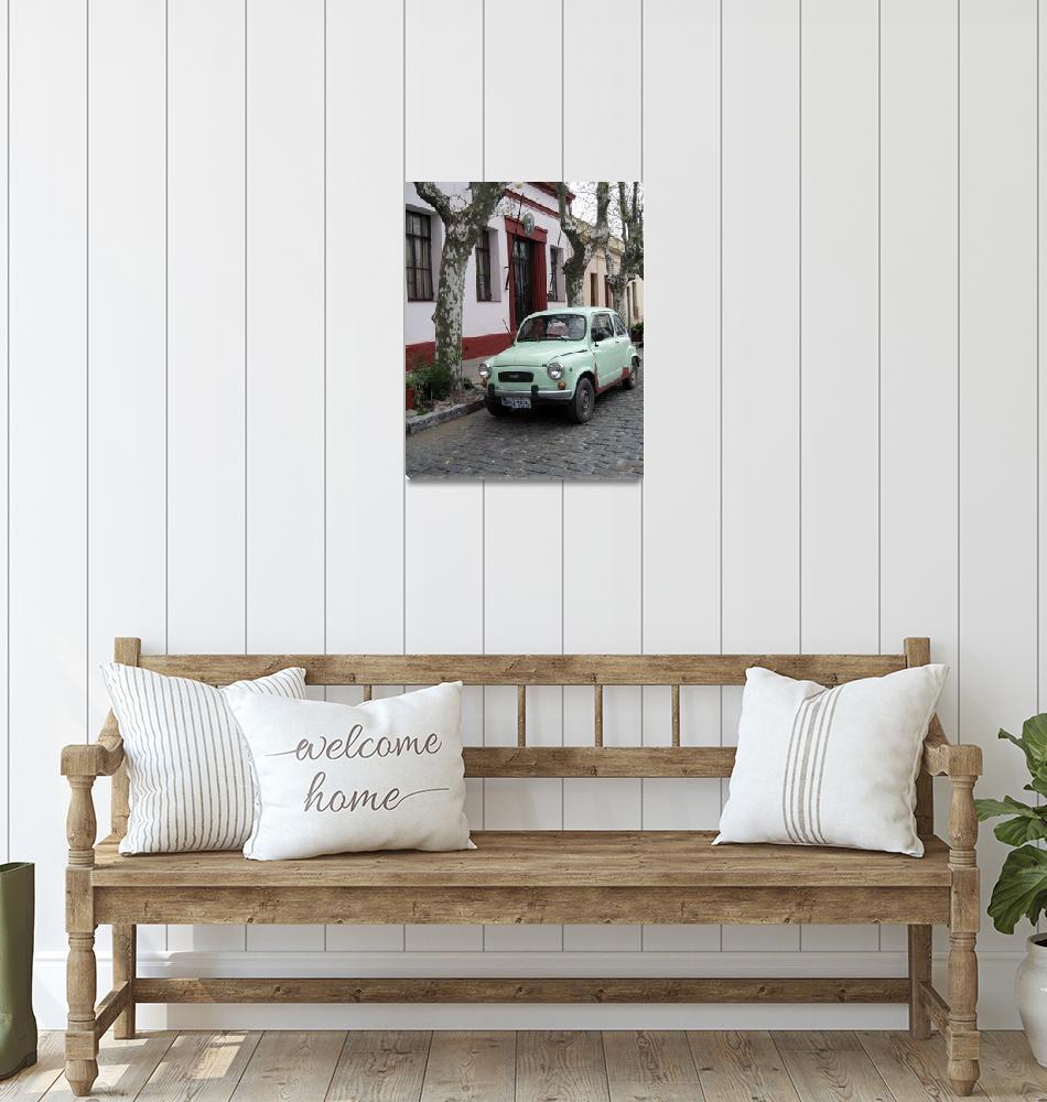 """Uruguay Street""  by aliciakelly"