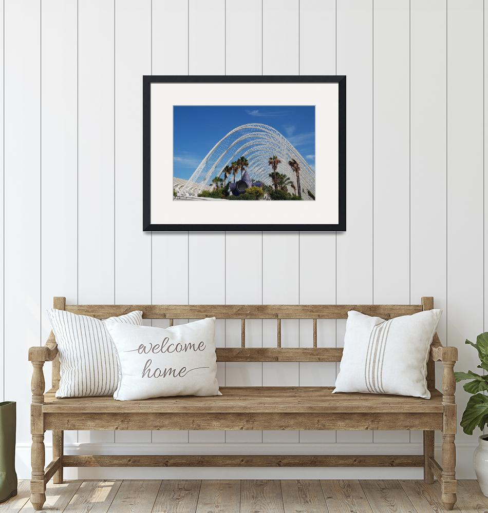 """""""The Umbracle in Valencia""""  (2019) by DavidFowler"""
