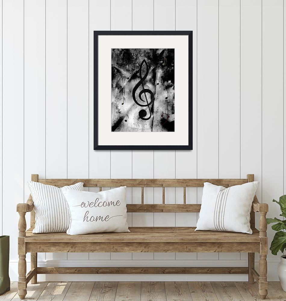 """""""Bitter Sweet Symphony""""  by waynecantrell"""