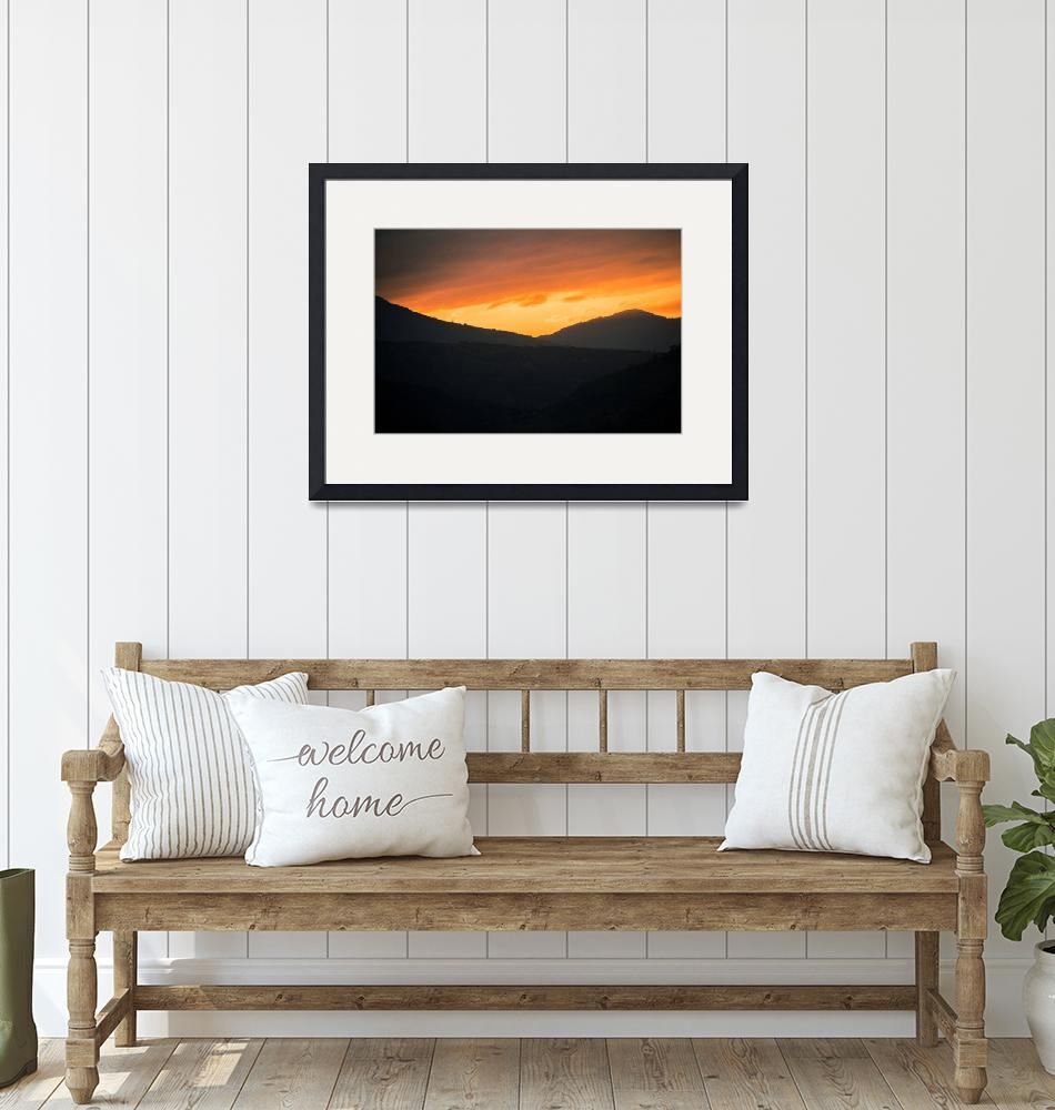"""""""The charm of sunset""""  (2017) by robertgrac"""