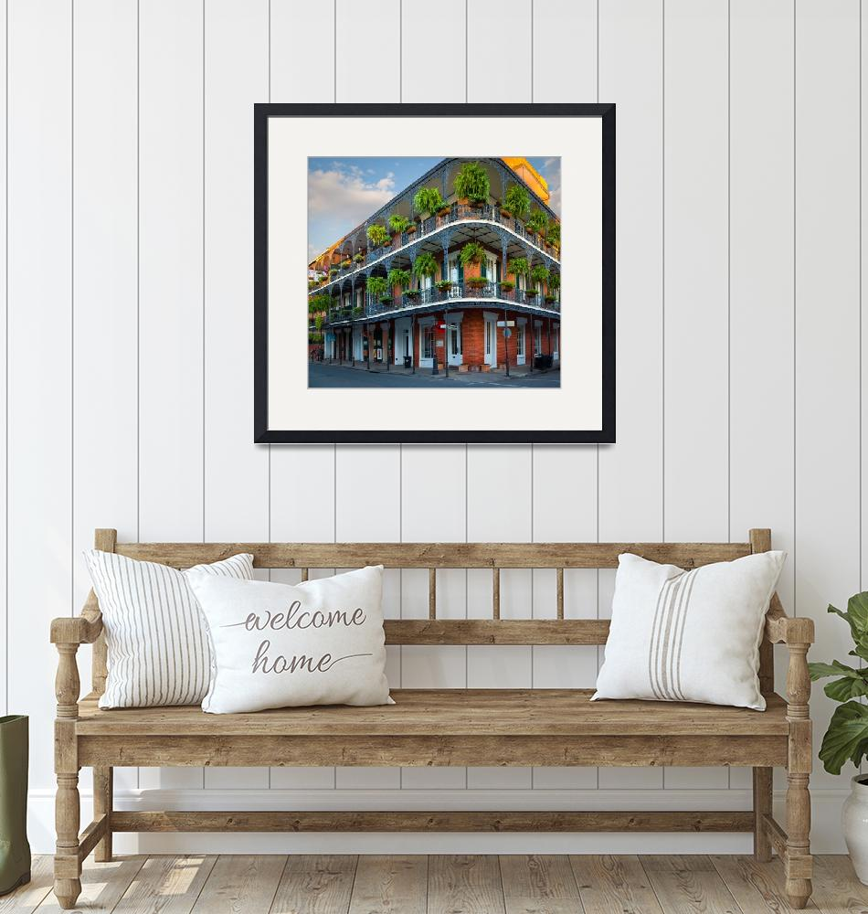 """""""New Orleans House""""  (2010) by Inge-Johnsson"""