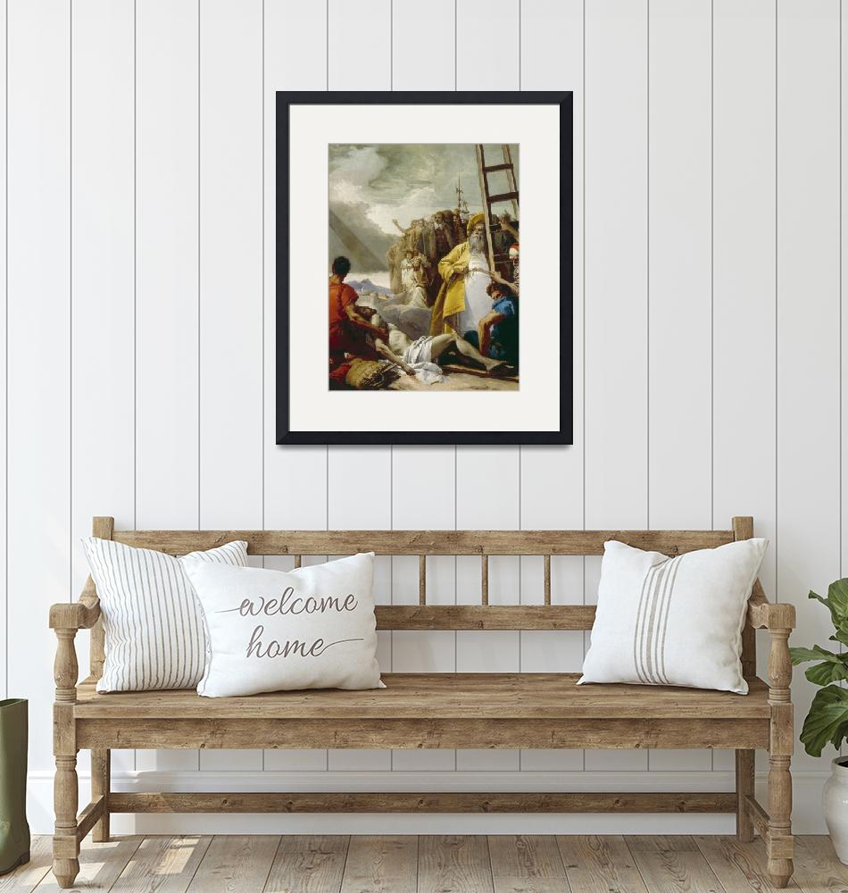 """""""Stations of the Cross, 1747""""  by fineartmasters"""