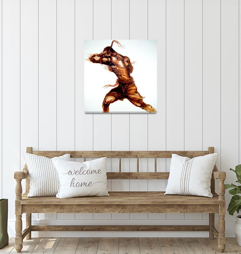 """""""Muay Thai Warrior""""  (2007) by muaythai"""