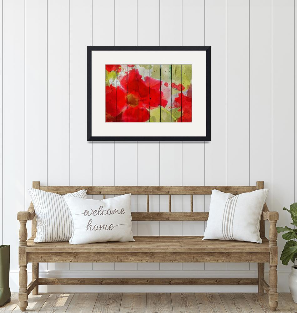 """""""Beautiful in Red""""  by Aneri"""