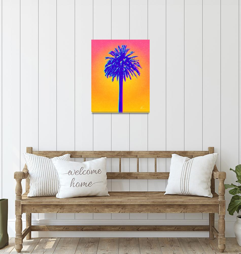 """""""Palm Tree 