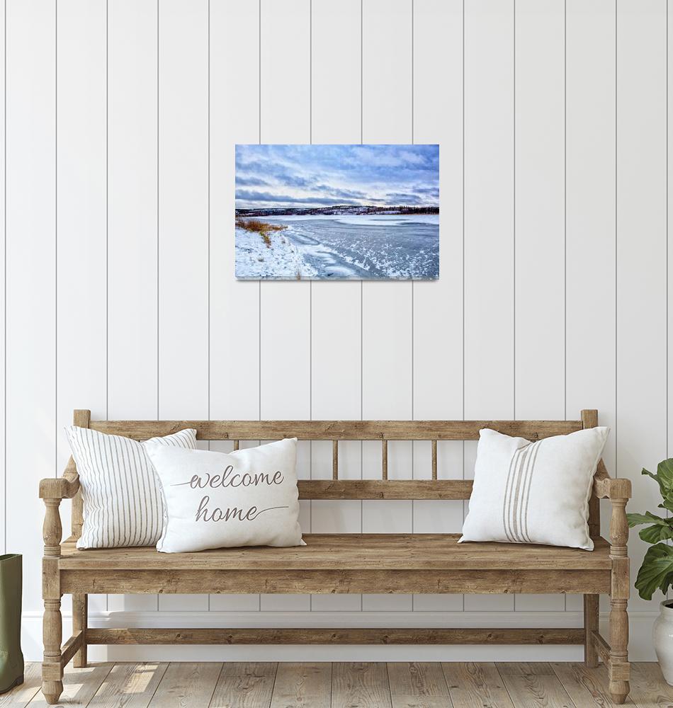 """Frozen Tundra""  by mitchellpictures"